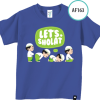 AF159 Kaos Anak Use Right Hand Please 2