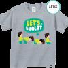 AF165 Kaos Anak Let's Shalat 2