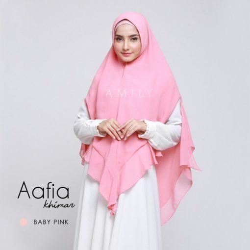 Aafia Khimar 1