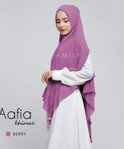 Aafia Khimar 21