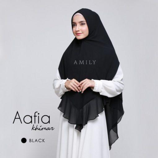 Aafia Khimar 3