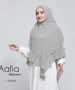 Aafia Khimar 27