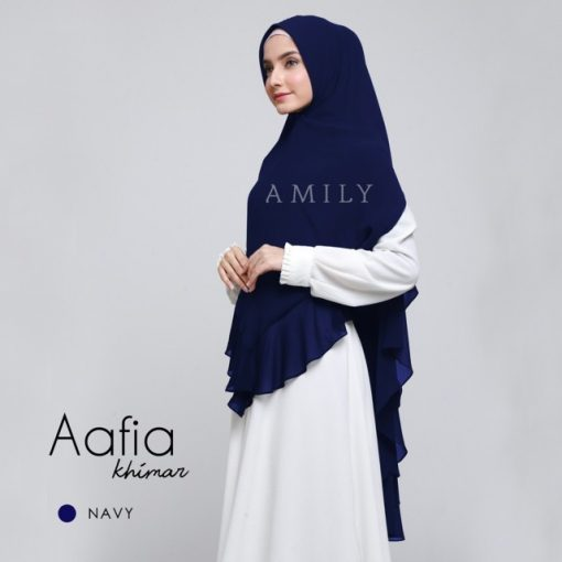 Aafia Khimar 15