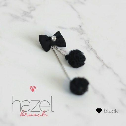 Hazel Brooch 1