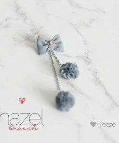 Hazel Brooch 8
