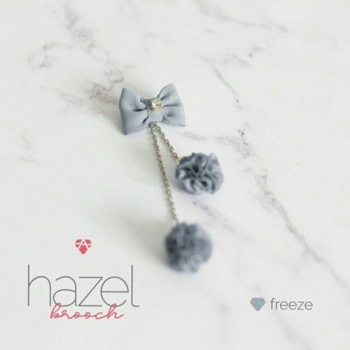 Hazel Brooch 2