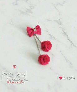 Hazel Brooch 9