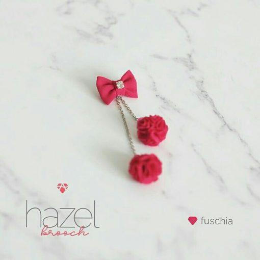 Hazel Brooch 3