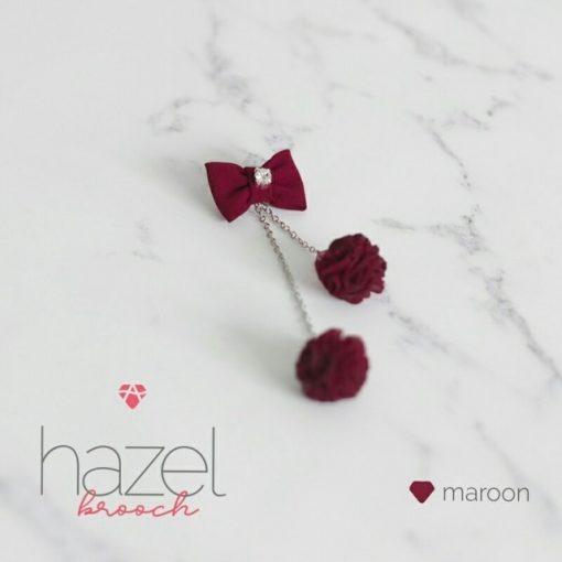 Hazel Brooch 4