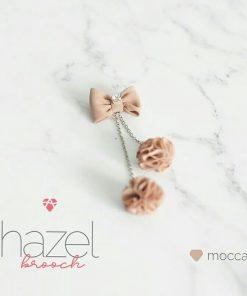 Hazel Brooch 11