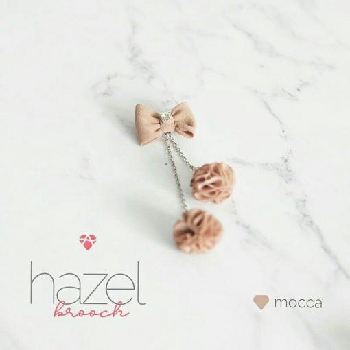 Hazel Brooch 5
