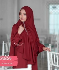 Kalila Khimar 14