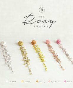 New Rosy Brooch 12