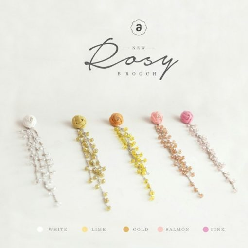 New Rosy Brooch 8