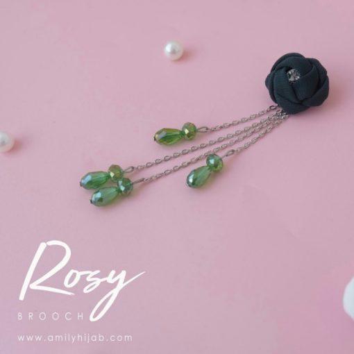 Rosy Brooch 6