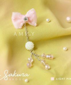 Sakura Brooch 7
