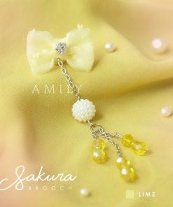 Sakura Brooch 8