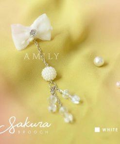 Sakura Brooch 9