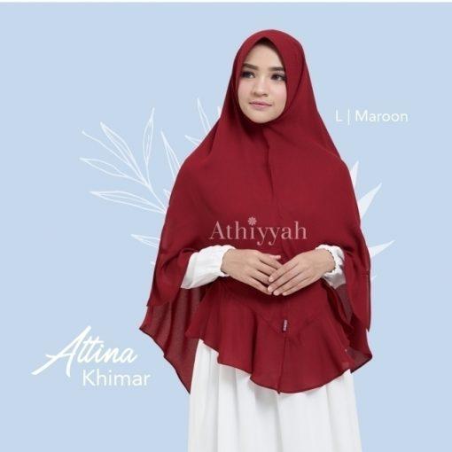Attina Khimar 6
