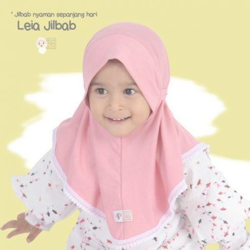Leia Jilbab 1