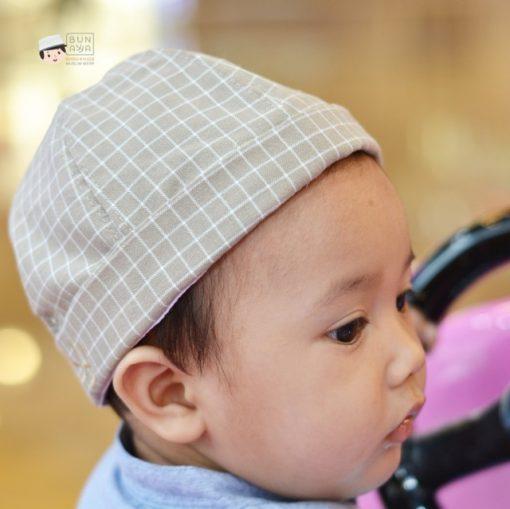 Peci Topi Anak Kotak2 2