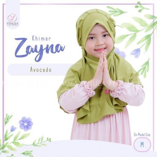 Khimar Zayna Jersey 1