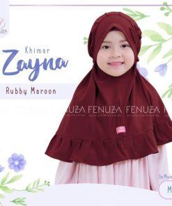 Khimar Zayna Jersey 17