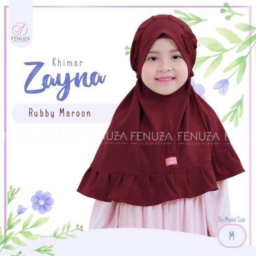 Khimar Zayna Jersey 9