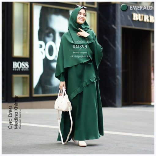 Cyra Dress 4