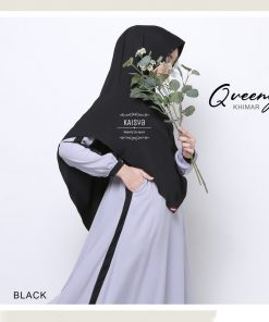 Queeny Khimar Crystal 21