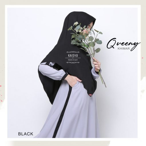 Queeny Khimar Crystal 2