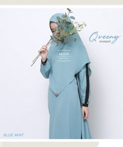 Queeny Khimar Crystal 22