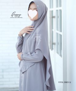 Queeny Khimar Crystal 24