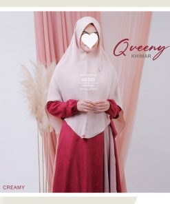 Queeny Khimar Crystal 25