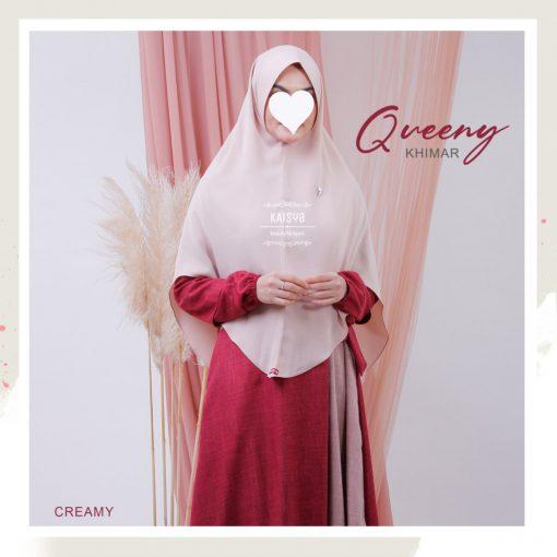 Queeny Khimar Crystal 6