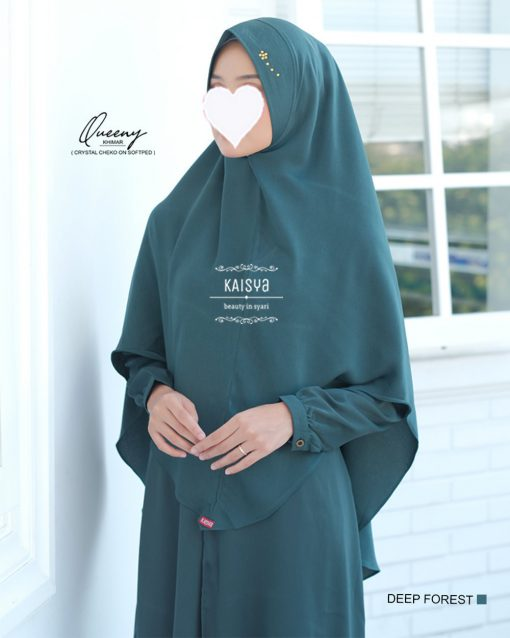 Queeny Khimar Crystal 7