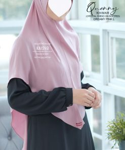 Queeny Khimar Crystal 27