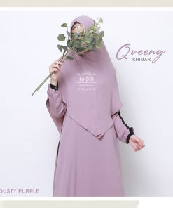 Queeny Khimar Crystal 28