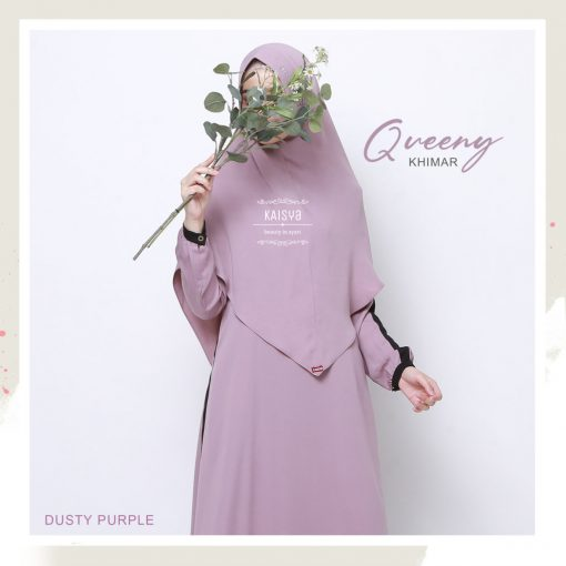 Queeny Khimar Crystal 9