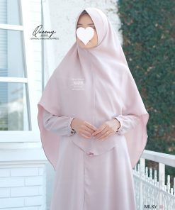 Queeny Khimar Crystal 29