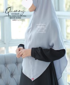 Queeny Khimar Crystal 30