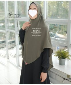 Queeny Khimar Crystal 34