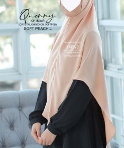 Queeny Khimar Crystal 37