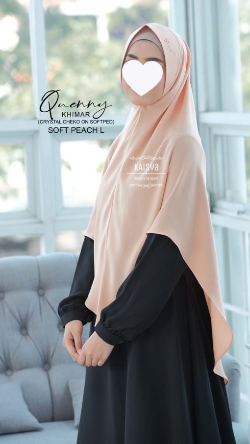 Queeny Khimar Crystal 18
