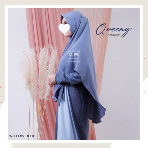 Queeny Khimar Crystal 19