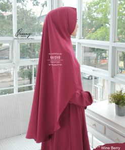 Queeny Khimar Crystal 39